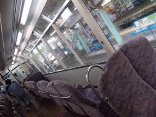 展望列車@叡山電鉄
