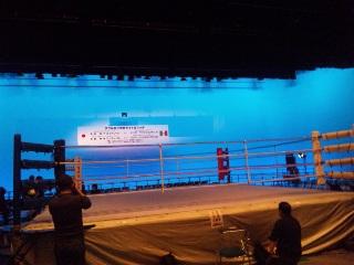 ダブル女子世界タイトルマッチ@よみうり文化ホール
